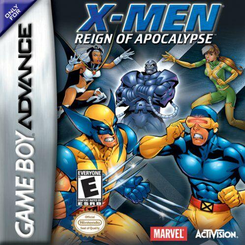 Portada de la descarga de X-Men: Reign of Apocalypse