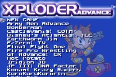 Xploder Advance
