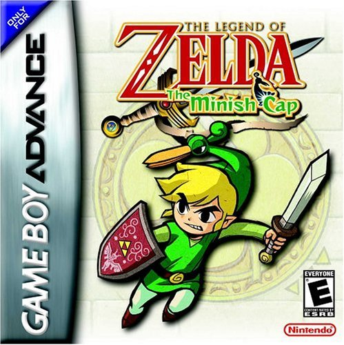 The Legend Of Zelda The Minish Cap Gba Onlinemania