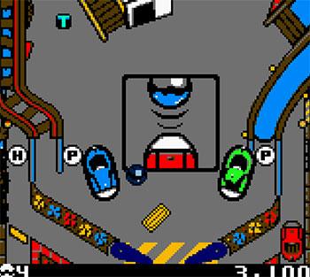 Imagen de la descarga de 3-D Ultra Pinball: Thrillride