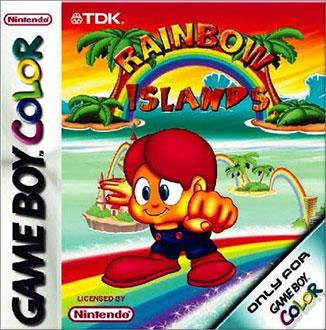 Portada de la descarga de Rainbow Islands