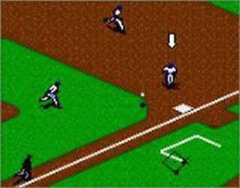 Pantallazo del juego online All-Star Baseball 2000 (GB COLOR)