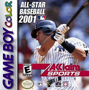 Juego online All-Star Baseball 2001 (GBC)