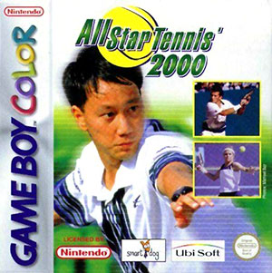 Juego online All Star Tennis 2000 (GB COLOR)
