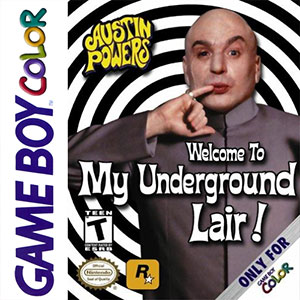 Juego online Austin Powers2: Welcome to My Underground Lair (GB COLOR)
