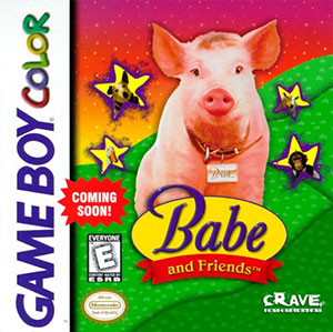 Juego online Babe and Friends (GB COLOR)