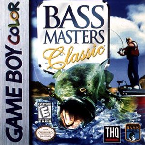 Juego online BASS Masters Classic (GBC)
