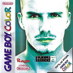 Juego online David Beckham Soccer (GB COLOR)
