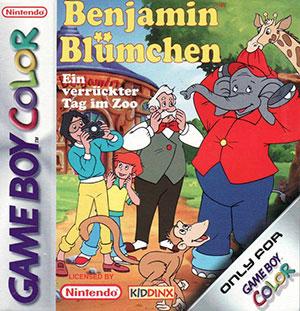 Portada de la descarga de Benjamin Bluemchen – Ein verrueckter Tag im Zoo