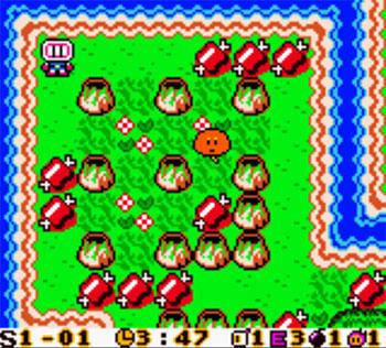 Imagen de la descarga de Bomberman MAX Blue Champion