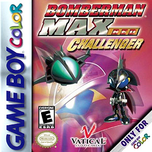 Juego online Bomberman MAX Red Challenger (GB COLOR)