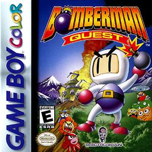 Juego online Bomberman Quest (GB COLOR)