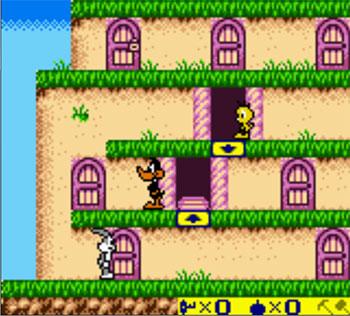 Imagen de la descarga de Bugs Bunny in Crazy Castle 3