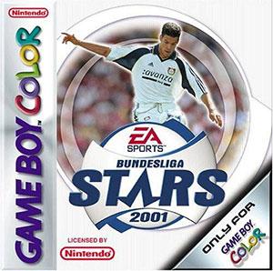 Juego online Bundesliga Stars 2001 (GBC)