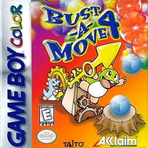 Juego online Bust-A-Move 4 (GB COLOR)