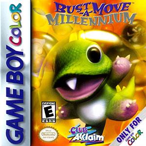 Juego online Bust-A-Move Millennium (GB COLOR)