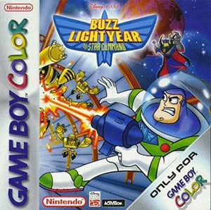 Juego online Buzz Lightyear of Star Command (GB COLOR)