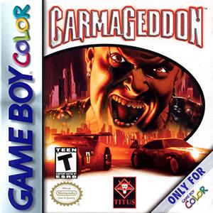 Juego online Carmageddon (GB COLOR)