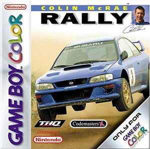 Juego online Colin McRae Rally (GB COLOR)