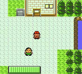 Imagen de la descarga de Pokemon Edicion Cristal