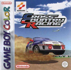 Juego online Cross Country Racing (GB COLOR)
