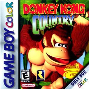 Carátula del juego Donkey Kong Country (GB COLOR)