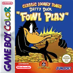 Juego online Daffy Duck: Fowl Play (GBC)