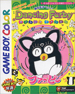 Juego online Dancing Furby (GBC)