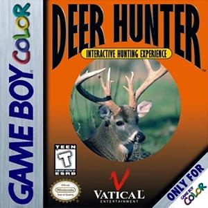 Juego online Deer Hunter: Interactive Hunting Experience (GBC)