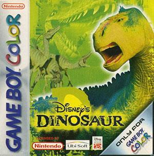 Juego online Disney's Dinosaur (GB COLOR)