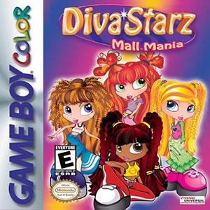 Juego online Diva Starz: Mall Mania (GB COLOR)