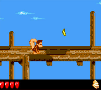 Donkey Kong GB - Dinky Kong and Dixie Kong
