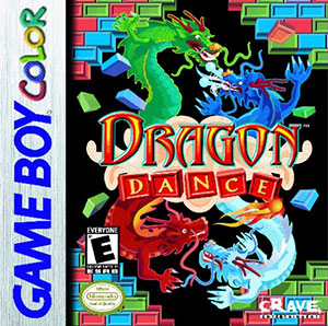 Portada de la descarga de Dragon Dance