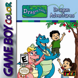 Portada de la descarga de Dragon Tales: Dragon Adventures