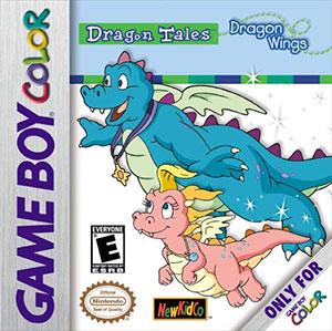 Portada de la descarga de Dragon Tales: Dragon Wings