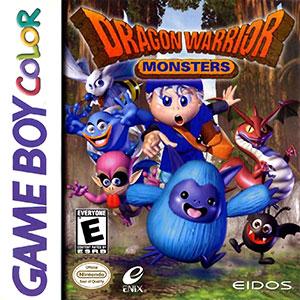 Juego online Dragon Warrior Monsters (GBC)