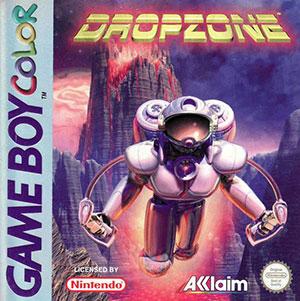 Juego online Dropzone (GBC)