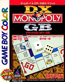 Juego online DX Monopoly GB (GBC)