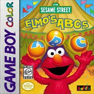 Juego online Sesame Street: Elmo's ABCs (GBC)