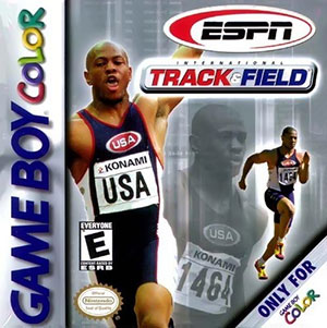 Juego online ESPN International Track & Field (GBC)
