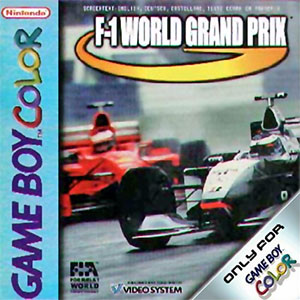 Juego online F-1 World Grand Prix (GBC)