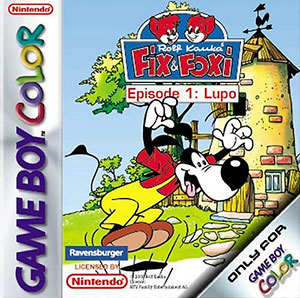 Juego online Fix & Foxi - Episode 1 Lupo (GBC)