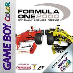 Juego online Formula One 2000 (GBC)