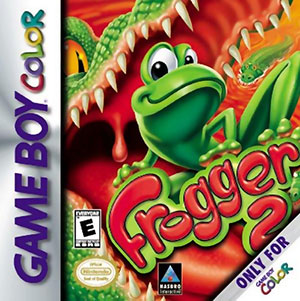 Juego online Frogger 2 (GBC)