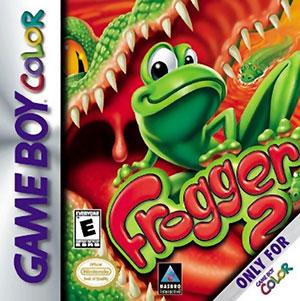 Portada de la descarga de Frogger 2