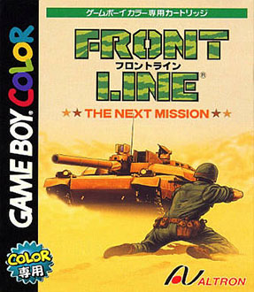 Juego online Front Line - The Next Mission (GBC)