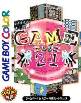 Juego online Game Conveni 21 (GBC)