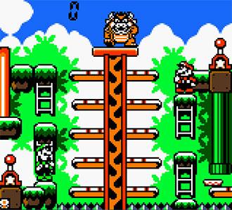 Imagen de la descarga de Game & Watch Gallery 3