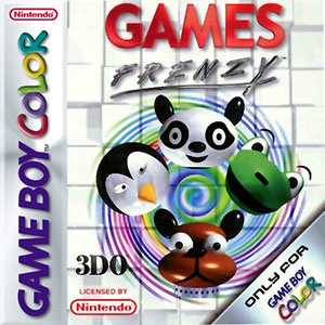 Juego online Games Frenzy (GBC)