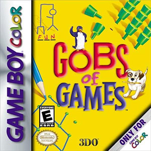 Juego online Gobs of Games (GBC)